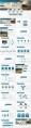 微立体大气简约商务PPT模板示例8