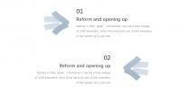 【手绘涂鸦】蓝灰色系极简创意模板2示例4