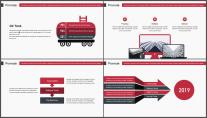 【极致商务】几何拼接公司介绍企业宣传商业工作PPT示例6