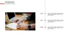 【精致商务】超实用红色设计感模板示例6
