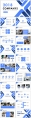 【几何线条】极简质感商务多用途模板示例3