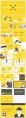 【你是真的黄】设计感商务实用多用途模板示例8