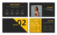 「ANT出品」文化大气海报级幻灯片示例3