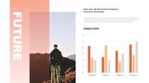 【创意抽象】多彩现代商务汇报总结计划多用途模板示例6