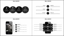 大气极简点线创意商务模板第二十五弹示例5