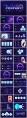 【未来科技】创意粒子现代商务汇报工作总结多排版模板示例3