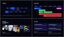 【多彩】营销策划精美商务模板示例3