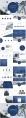 【商务风】简约商务风工作汇报PPT模板(4套合集)示例6
