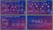 科技视觉商务模板2【简洁实用模板-28】示例4