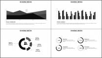 大气极简点线创意商务模板第二十五弹示例7