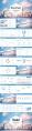 【上海风】大气商务汇报模板4套合集示例3