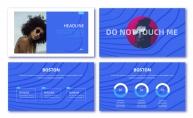 「宝藏系列」欧美创意文化商务简约舒适ppt精品模版示例3