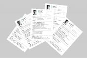 【一夜就够了】HR一眼相中PPT个人简历-159示例4