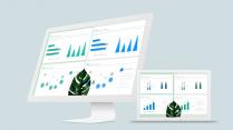 [两种配色]Excel可编辑商业图表第一季