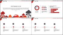 【极致商务】简约商务简历竞聘团队介绍公司推介PPT示例4