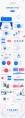 【動畫PPT】紅藍科技大氣商務模板(雙色)53.0示例7
