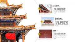 历史的风情-中国风系列PPT模板示例5
