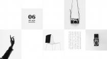 【极简主义7】创意排版-四线无缝衔接&时尚潮流杂志示例5