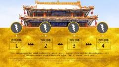 历史的风情-中国风系列PPT模板示例7