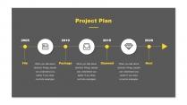 【你是真的黄】设计感商务实用多用途模板示例7