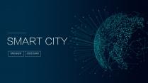 【智慧城市】大数据科技互联网品牌推介PPT