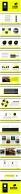 【黑黄极简】动态绚丽大气通用商务模版示例8