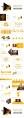【动态】黑黄大气品牌推广策划方案汇报必备PPT模版示例7