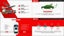 汽车、运输、交通行业市场工作通用PPT示例3