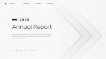 【创意几何】高端黑总结报告工作计划商务汇报模板