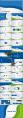 【112页】蓝色实用商业商务通用PPT合集(四套)示例4