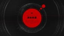 「简。」黑黄/黑红极简暗黑商务风15示例3