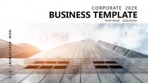 【琼楼金阙】B高端大气极简商务报告工作总结商业计划