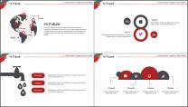 【极致商务】简约商务简历竞聘团队介绍公司推介PPT示例5