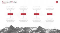 【RED】红色(三十二)商务工作报告模板【137】示例4