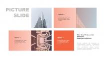 【创意抽象】多彩现代商务汇报总结计划多用途模板示例7