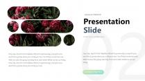 【3D螺旋】科技视觉创意文化大气通用提案模板示例7