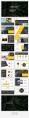 【极简风】黄色极简商务设计PPT模板示例3