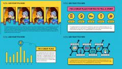 多彩卡通欧美创意实用教育模板示例6