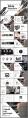 几何视觉化商务范图片占位符PPT模板示例3