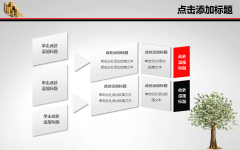商务金融PPT模板示例5